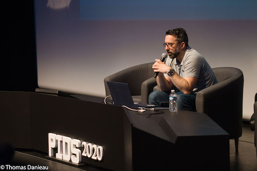 Laurens Ehrmann, superviseur VFX