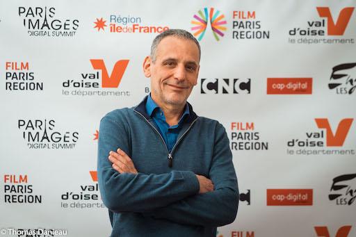 Olivier Emery, fondateur de Trimaran