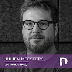 Julien Meesters, CEO Mikros Image