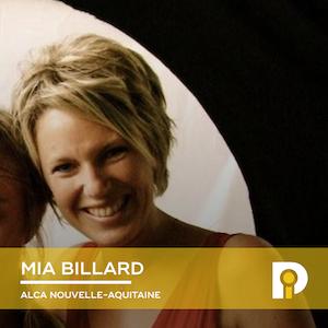 Mia Billard, ALCA Nouvelle-Aquitaine