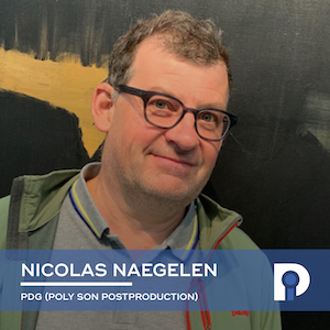 Nicolas Naegelen, PDG Poly-Son