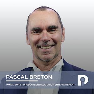 Pascal Breton, Producteur et fondateur de Federation Entertainment