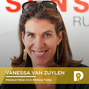 Vanessa Van Zuylen, Productrice du film « Eiffel »